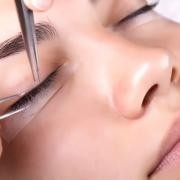 Lower eyelash extension training