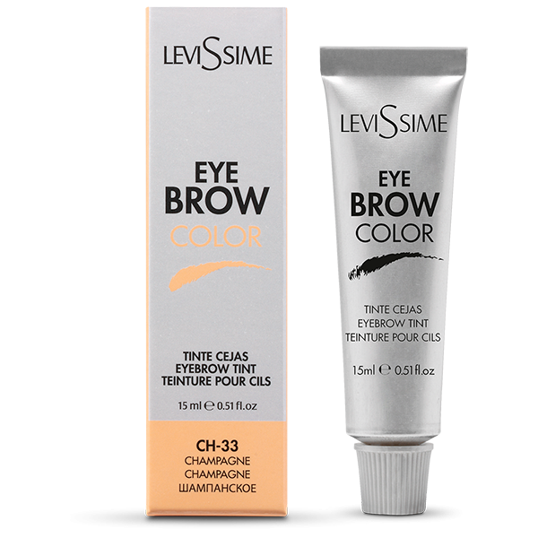 LeviSsime Eyebrow color CHAMPAGNE CH-33, 15ml