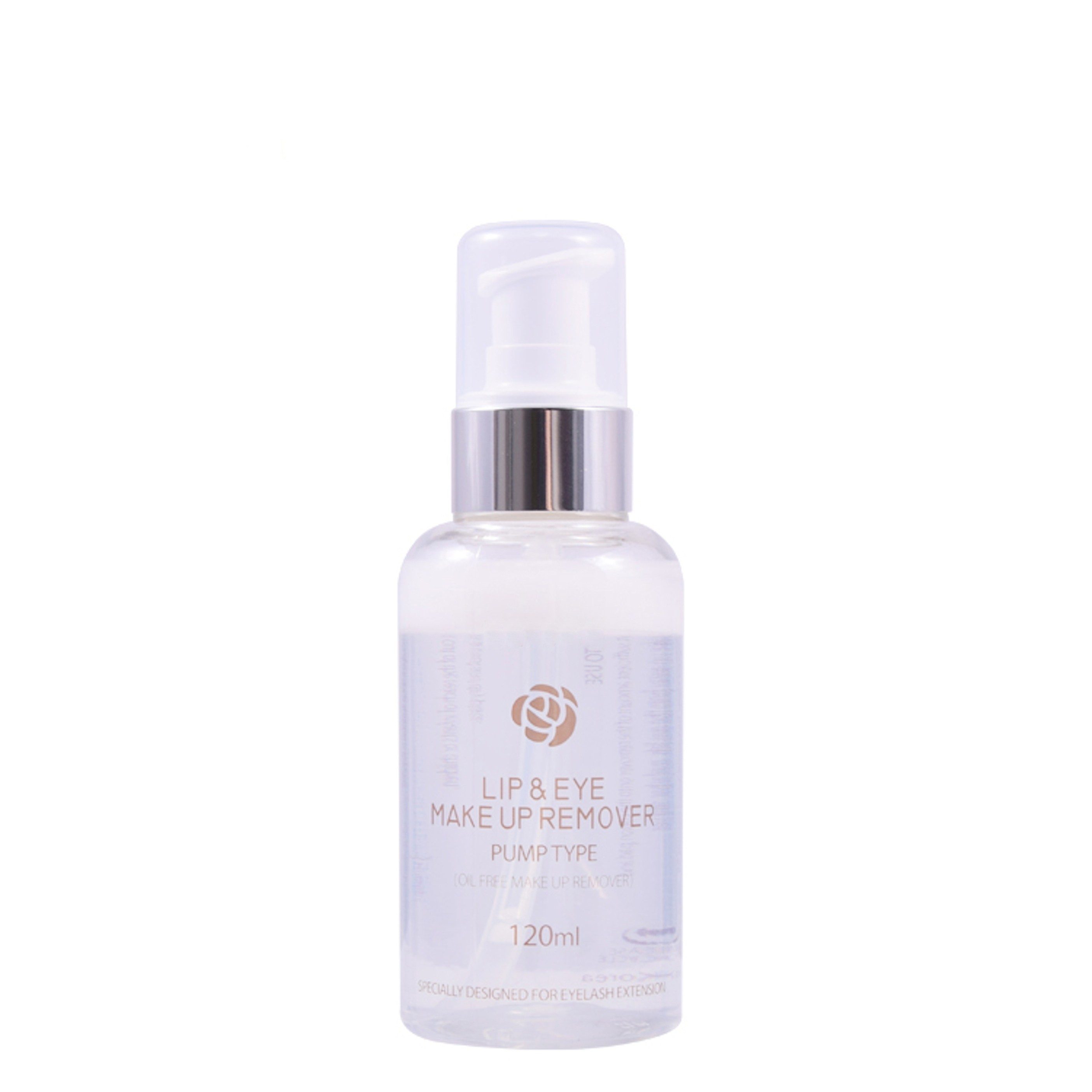 Lip & eye makeup remover - 120 ml
