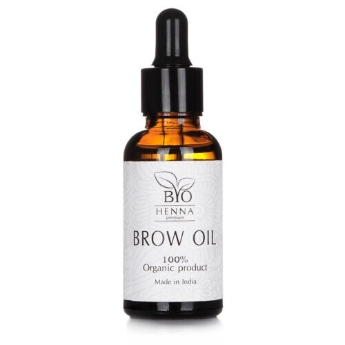 Bio Henna Eyebrow Growth Oil , 15ml