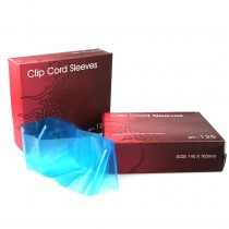 Clip Cord Sleeves, 140*160mm 125pcs
