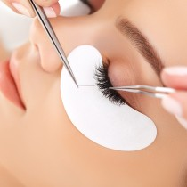 Eyelash extension training + Charm Kit