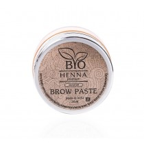 Bio Henna Brow Premium GOLD paste (kuldne) - 30ml
