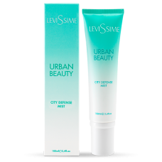 LeviSsime URBAN BEAUTY – City Defense Mist mitsellaarvesi, 100 ml