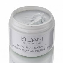 Успокаивающая маска Calming Relaxing Soothing Mask - 250 ml Eldan Cosmetics