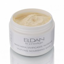 Vivifying nourishing mask - 250 ml Eldan Cosmetics