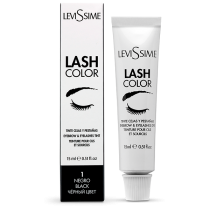 LeviSsime  LASH  COLOR 1 BLACK, 15 ml